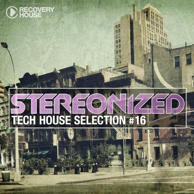 Couverture de Stereonized - Tech House Selection, Vol. 16