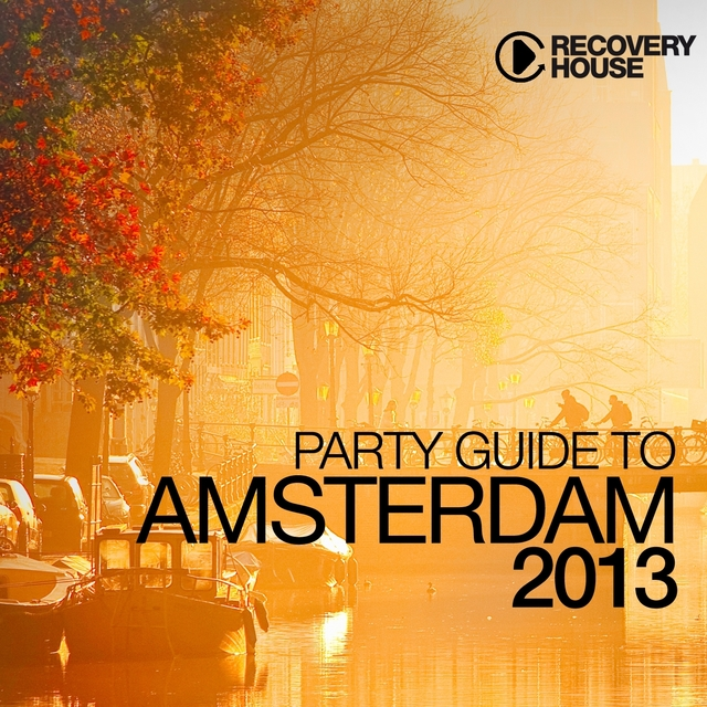 Couverture de Party Guide to Amsterdam 2013