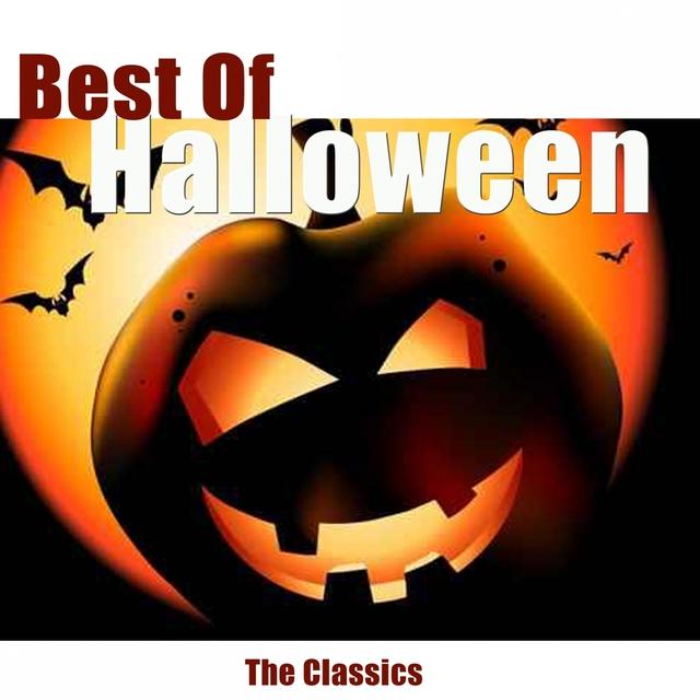 Couverture de Best of Halloween