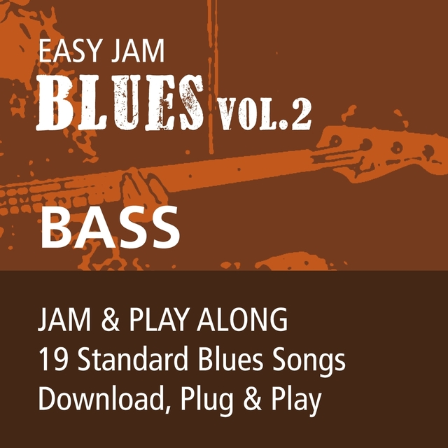 Easy Jam Blues, Vol. 2 - Bass