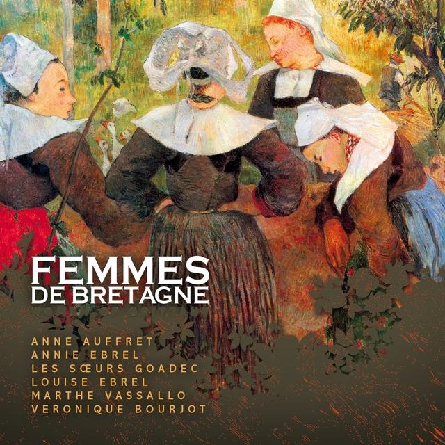 Couverture de Femmes de bretagne