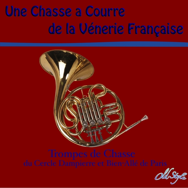 Une Chasse a Courre de la Vénerie Française