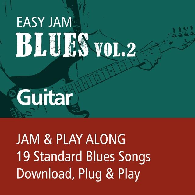 Easy Jam Blues, Vol.2 - Guitar