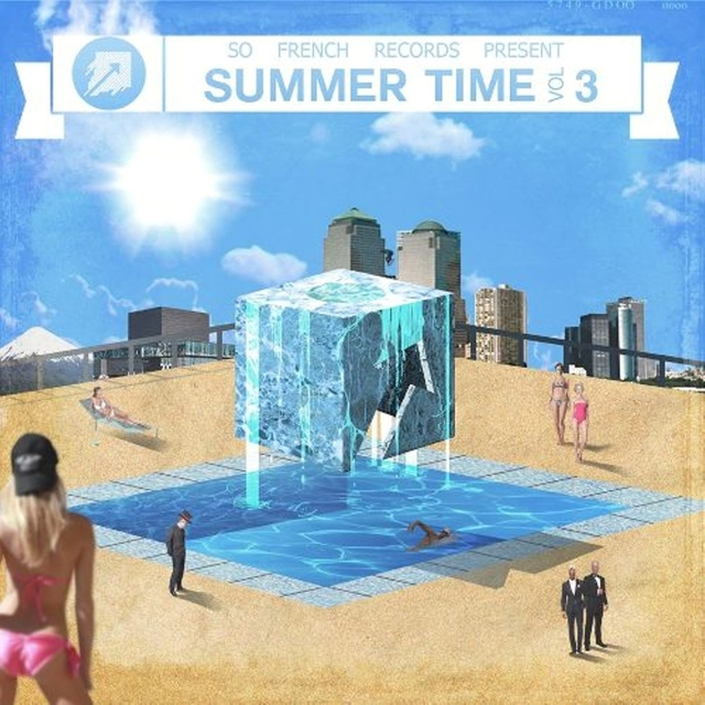 Couverture de Summer Time, Vol. 3