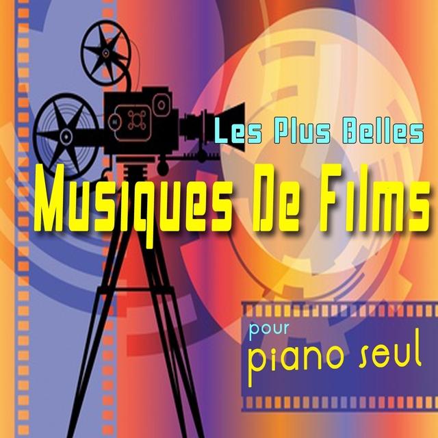 Les plus belles musiques de films pour piano seul, Vol. 1