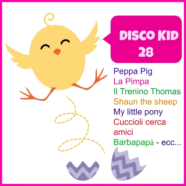Disco Kid, Vol. 28