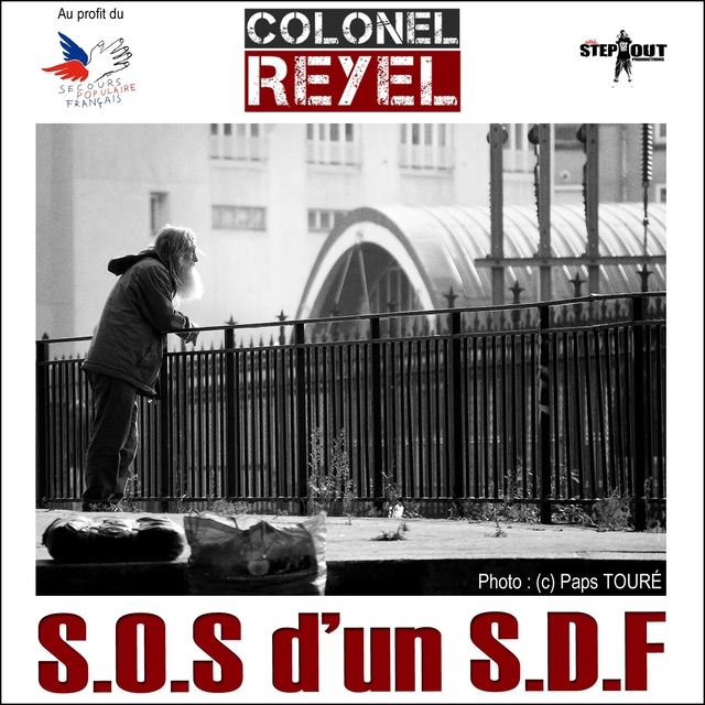 Couverture de S.O.S d'un S.D.F