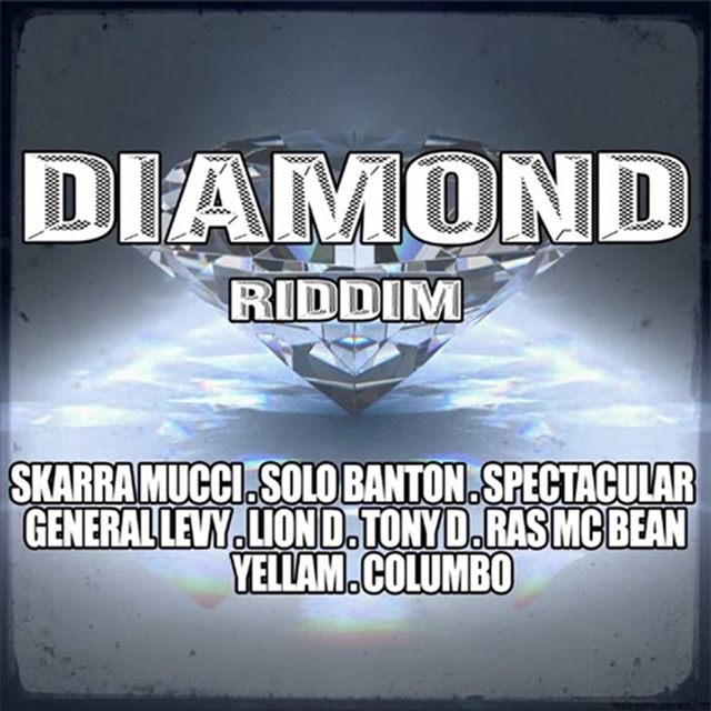 Couverture de Diamond Riddim