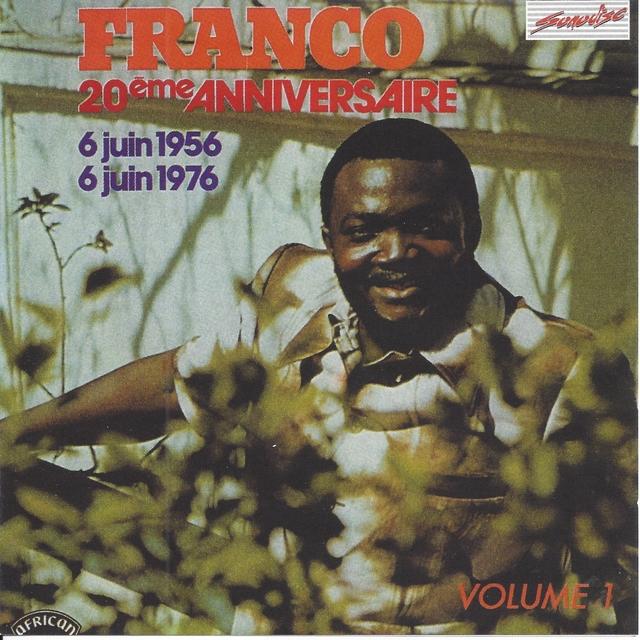 Franco 20e anniversaire, vol. 1