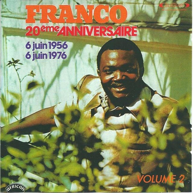 Franco 20ème anniversaire, vol. 2