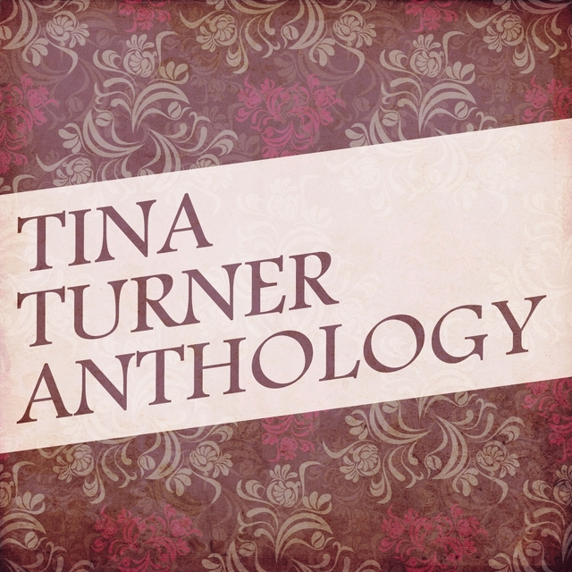 Couverture de Tina Turner Anthology