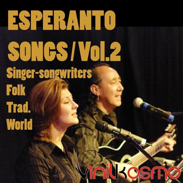 Esperanto Songs, Vol. 2