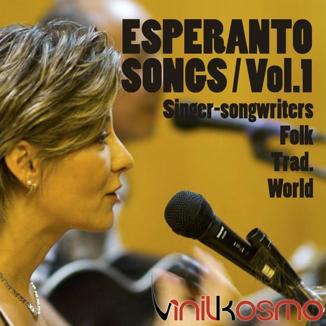 Esperanto Songs, Vol. 1