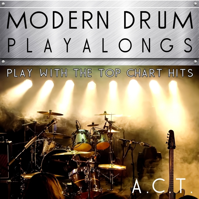 Modern Drum Playalongs