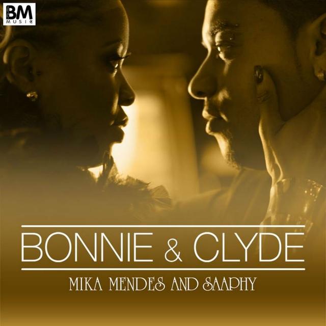Couverture de Bonnie & Clyde