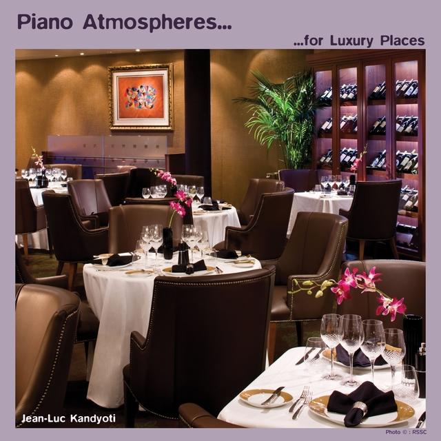 Couverture de Piano Atmosphere for Luxury Places