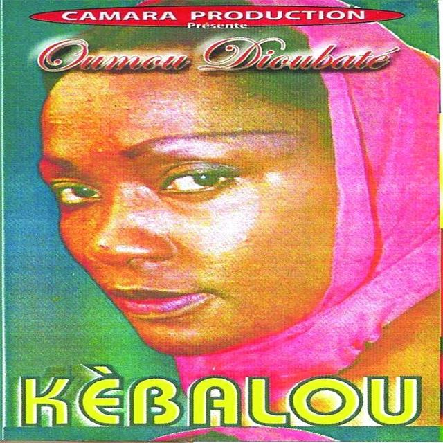 Couverture de Kèbalou