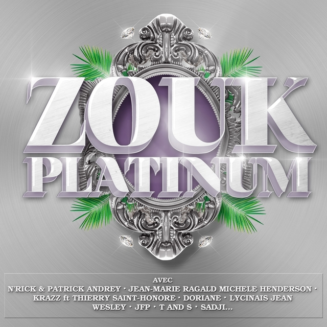 Couverture de Zouk Platinum