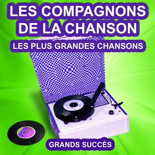 Les Compagnons de la Chanson chantent leurs grands succès