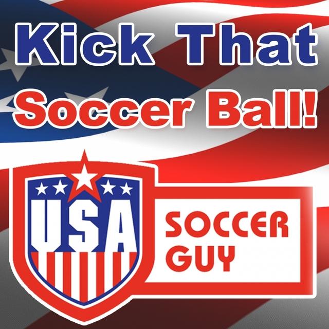 Couverture de Kick That Soccer Ball