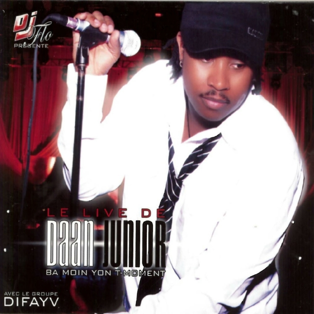 Le live de Daan Junior