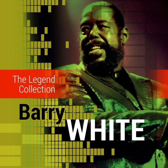 Couverture de The Legend Collection: Barry White