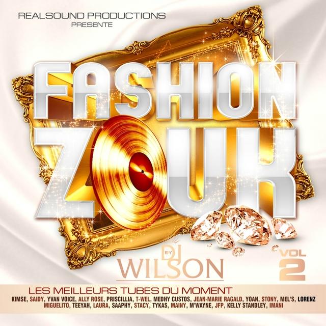 Couverture de Fashion Zouk, Vol. 2