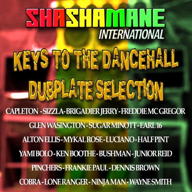 Couverture de Keys to the Dancehall (Dubplate Selection) [Shashamane International Presents]