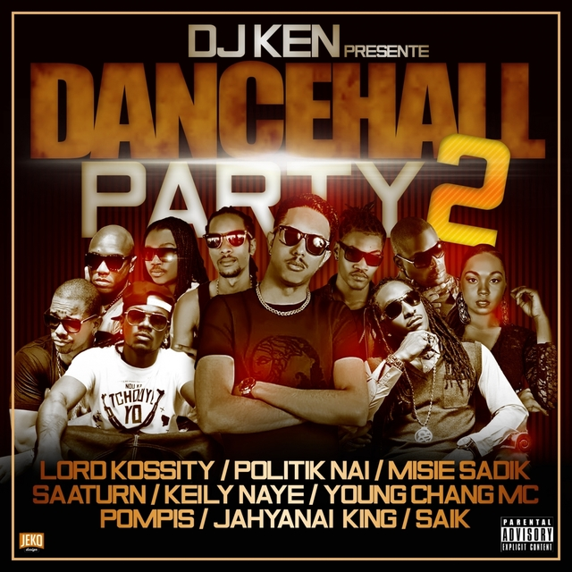 Couverture de Dancehall Party 2