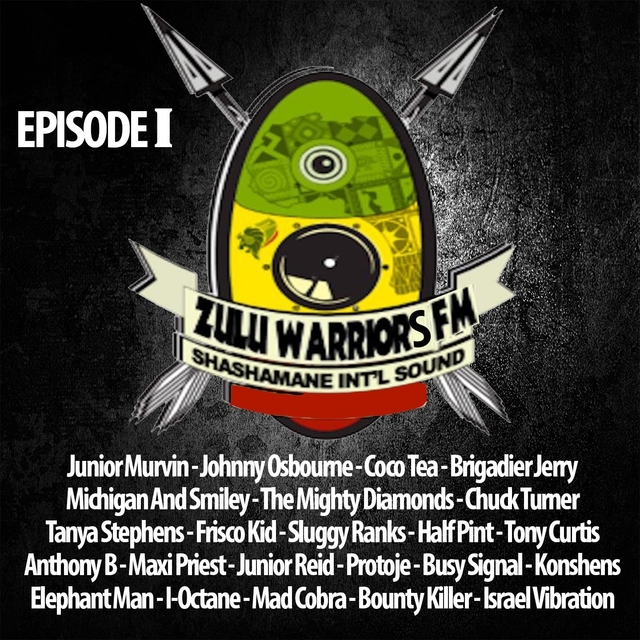 Couverture de Zulu Warriors FM, Vol. 1