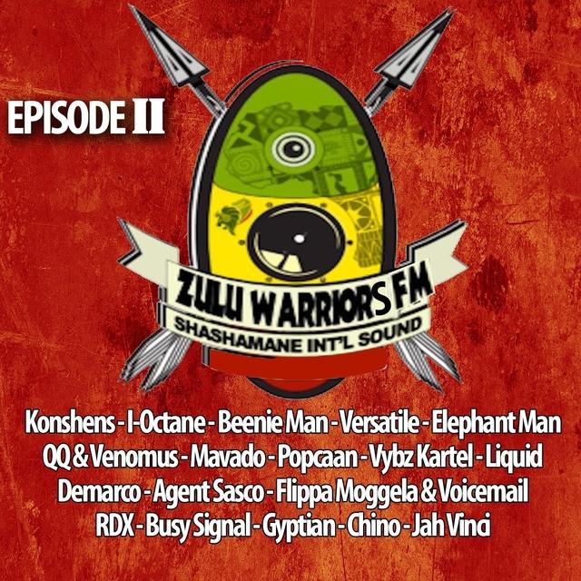 Couverture de Zulu Warriors FM, Vol. 2