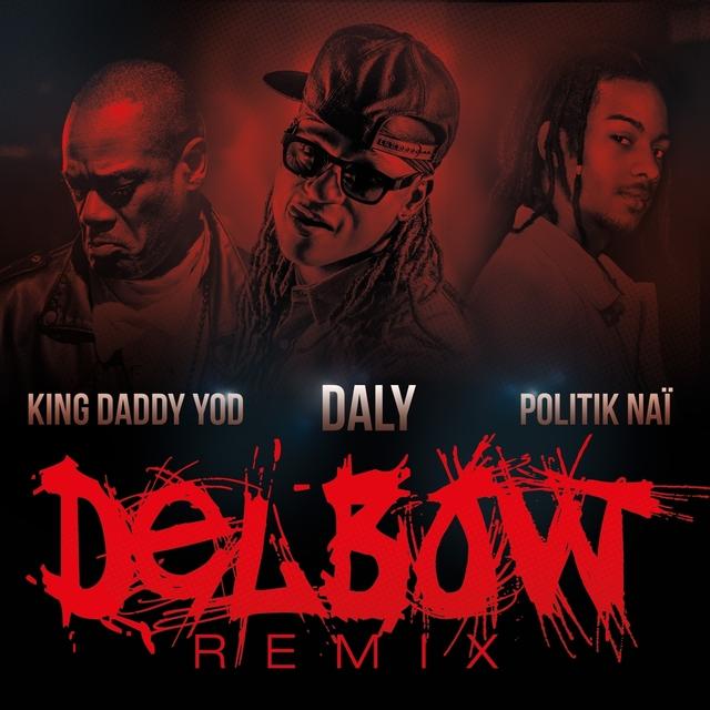 Couverture de Delbow Remix