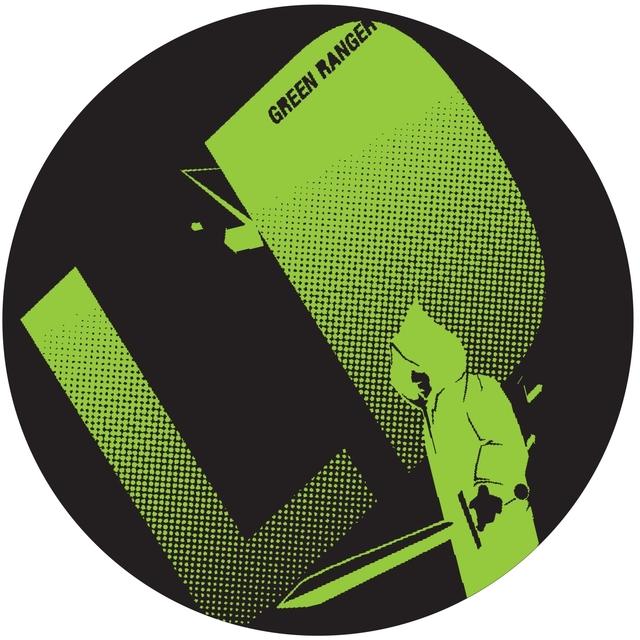 Couverture de Green Ranger / Give Me Up (LD Remix)