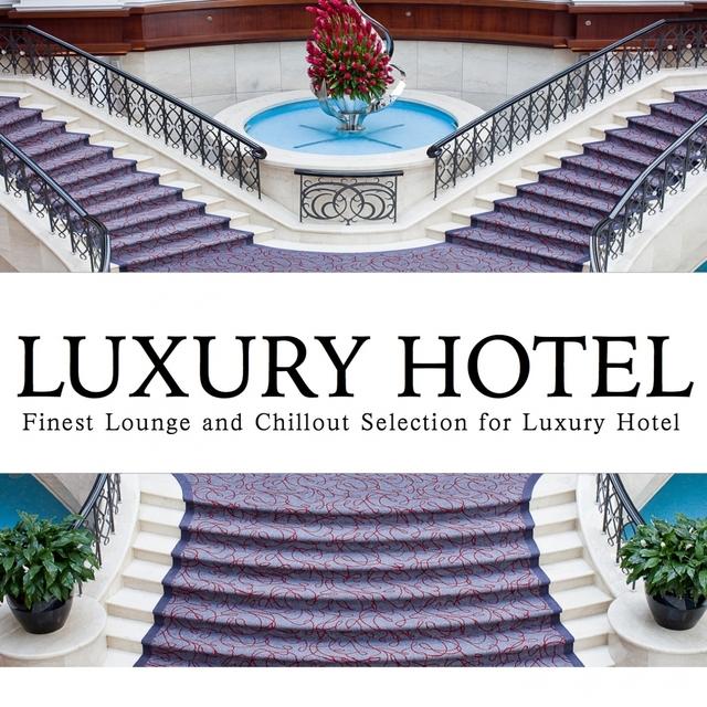 Luxury Hotel Lounge