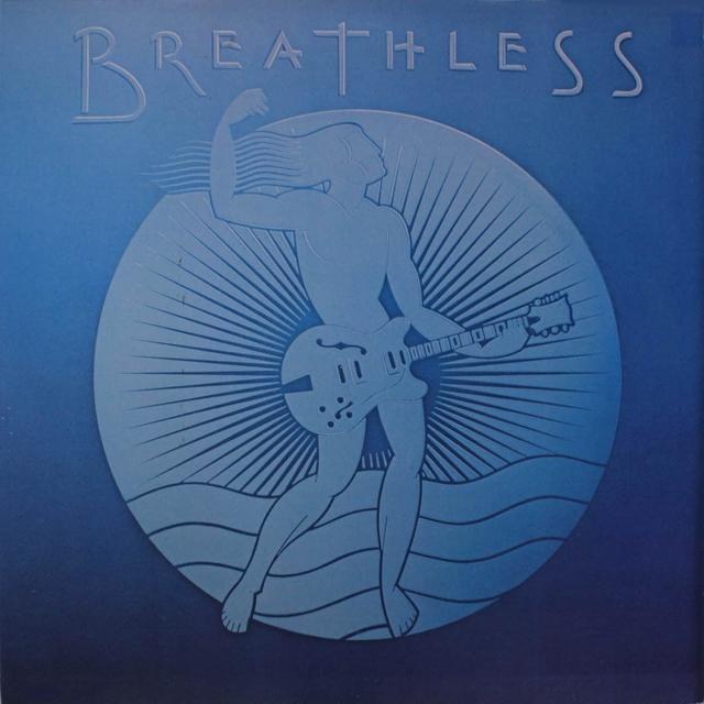 Couverture de Breathless