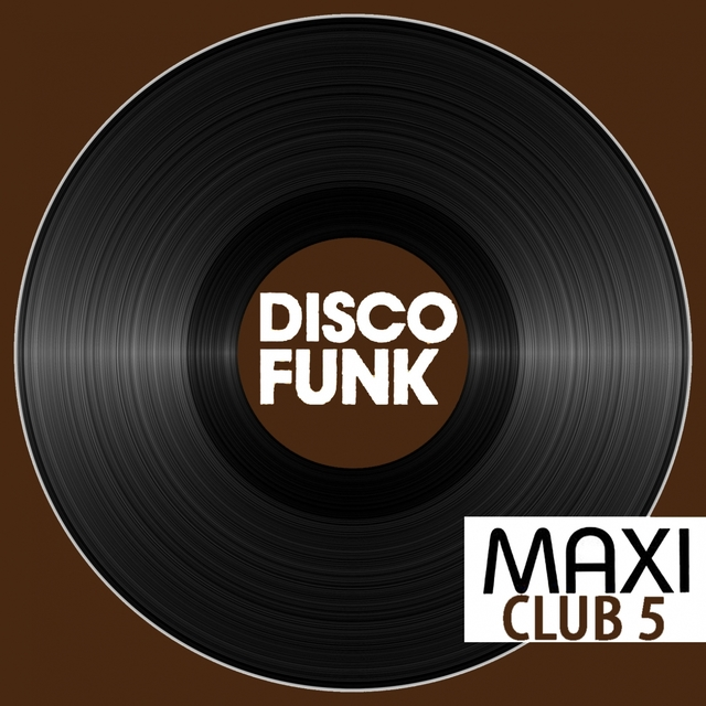 Maxi Club Disco Funk, Vol. 5