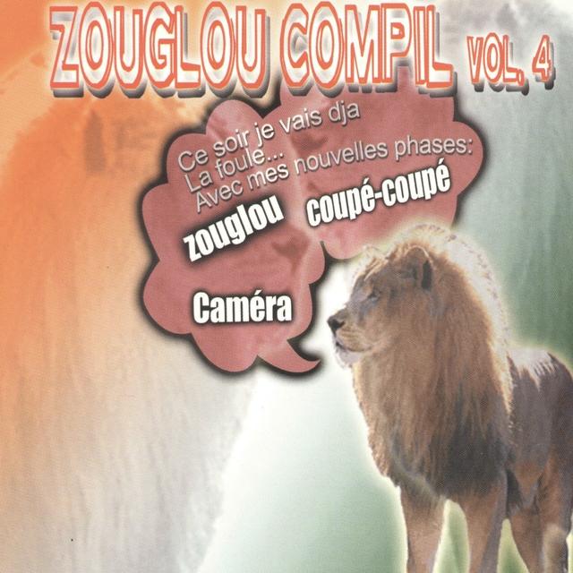 Zouglou compil, vol. 4