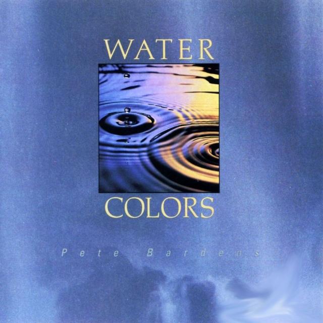 Couverture de Water Colors
