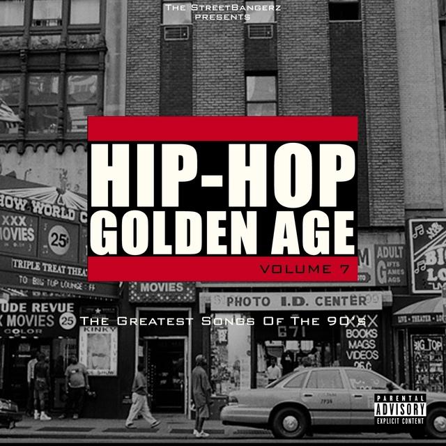 Hip-Hop Golden Age, Vol. 7