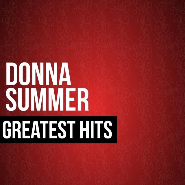 Couverture de Donna Summer Greatest Hits