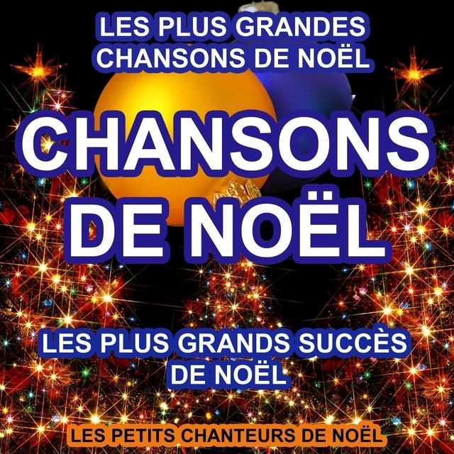 Couverture de Les plus grandes chansons de Noël