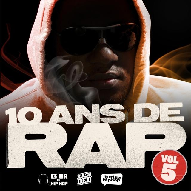 10 ans de rap, vol. 5