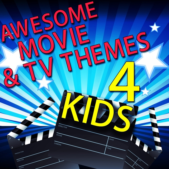 Awesome Movie & TV Themes 4 Kids