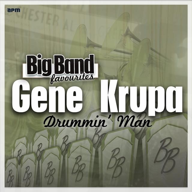 Drummin' Man - Big Band Favourites
