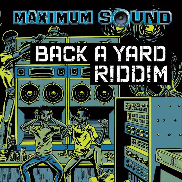 Couverture de Back a Yard Riddim