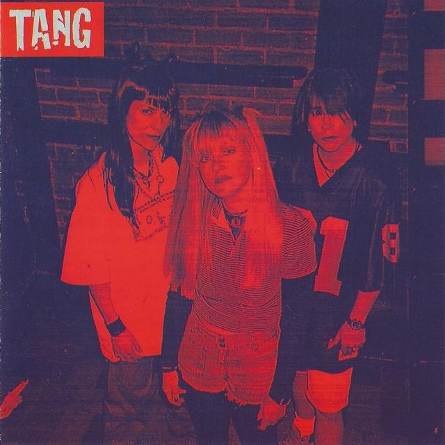 Couverture de Tang