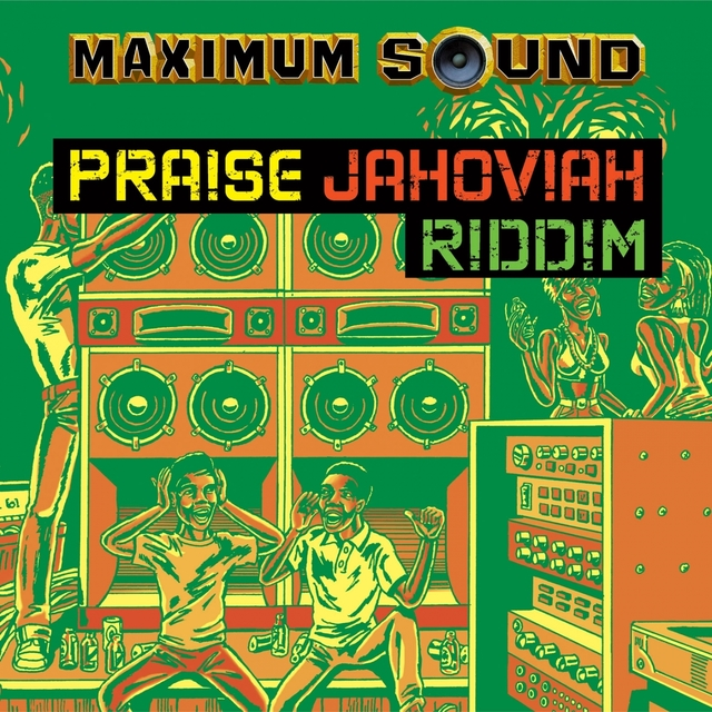 Couverture de Praise Jahoviah Riddim