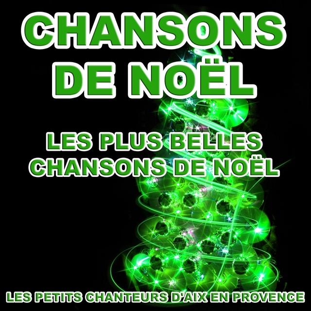 Les plus belles chansons de Noël