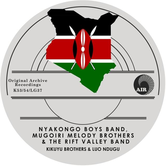 Kikuyu Brothers & Luo Ndugu