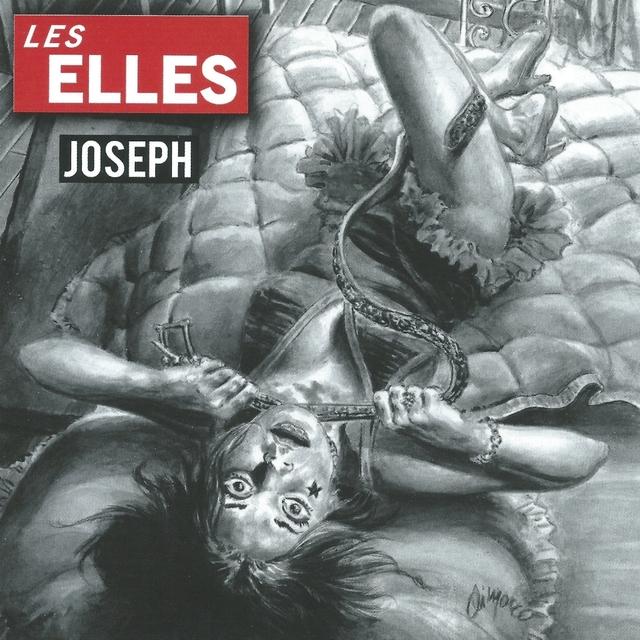Couverture de Joseph